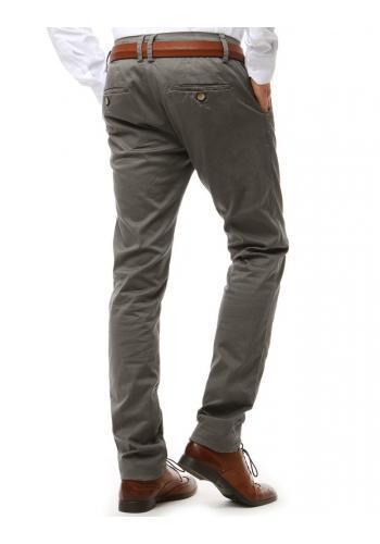 Béžové elegantní kalhoty Chinos pro pány