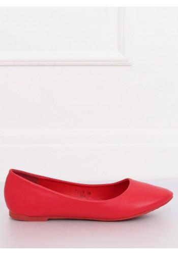 Klasické dámské balerínky béžové barvy