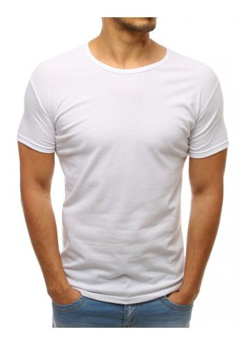 Šedé tričko s kulatým výstřihem pro pány