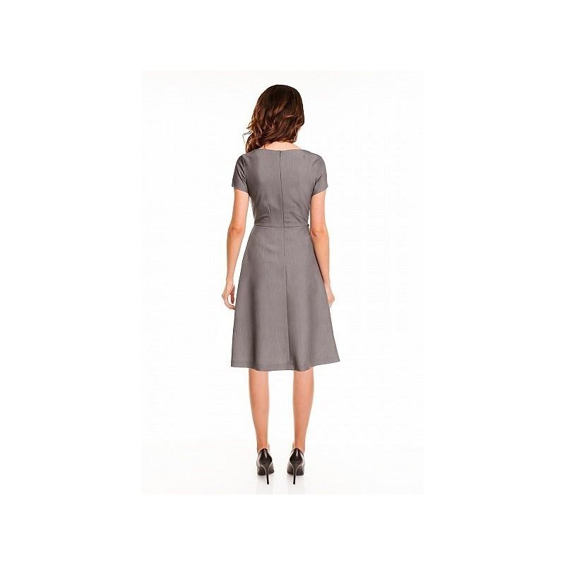 Dámské šaty - šedé