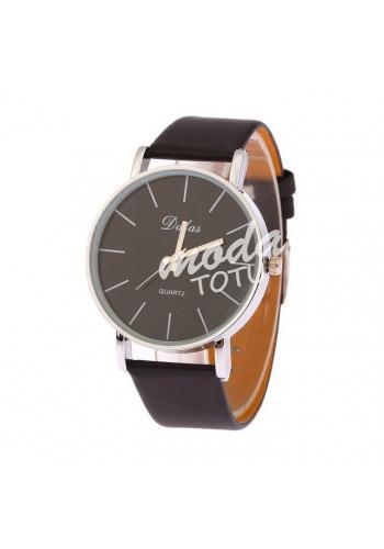Pánské hodinky DALAS - černé ve slevě
