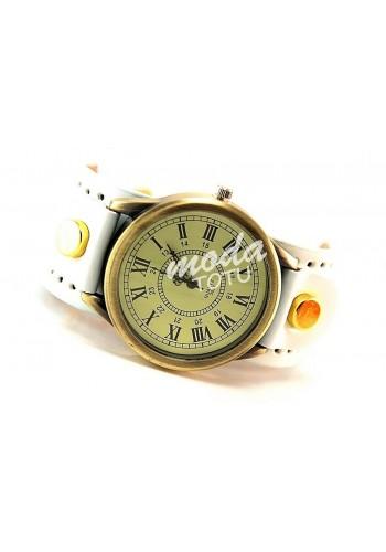 Dámské klasické hodinky s černým ciferníkem v černé barvě
