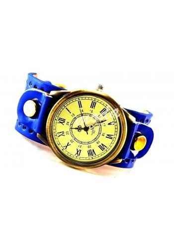 Dámské hodinky RETRO - bílé