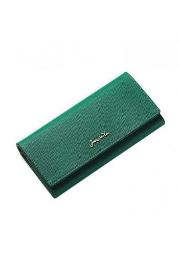 Červená módní peněženka pro dámy