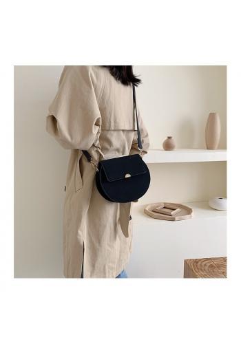 Dámská módní kabelka v černé barvě