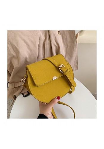 Dámské módní kabelky ve žluté barvě
