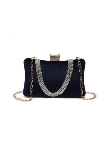 Dámská společenská kabelka v černé barvě