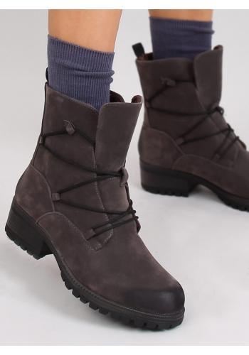 Fialové vysoké ponožky pro dámy