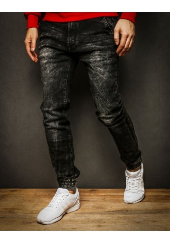 Černé módní Joggery pro pány