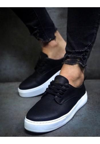 Pánské tenisky v černé barvě