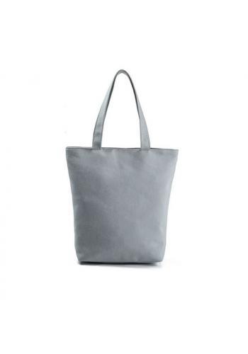 Barevná plážová taška s květinovým potiskem pro dámy