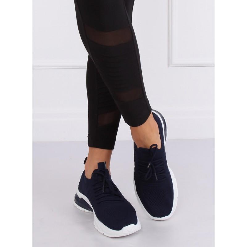 Sportovní dámské tenisky tmavě modré barvy