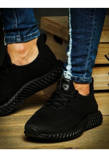 Černé sportovní Sneakersy pro pány