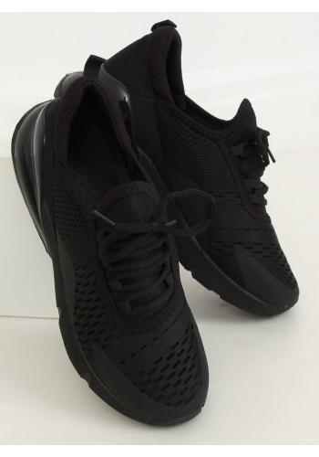 Dámské sportovní tenisky v černé barvě