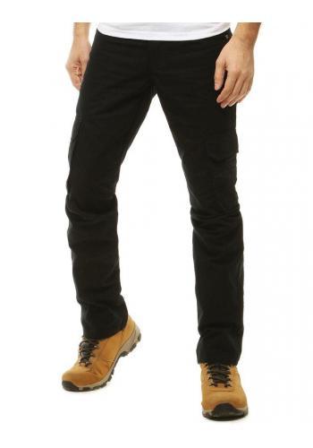 Černé módní kapsáče pro pány