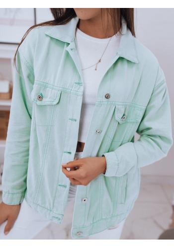 Mátová klasická riflová bunda pro dámy