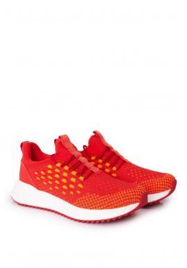 Sportovní pánské tenisky Big Star červené barvy s paměťovou stélkou