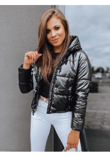 Dámská zimní bunda s třemi délkami v černé barvě