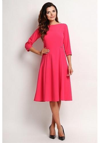 Dámské šaty - růžové
