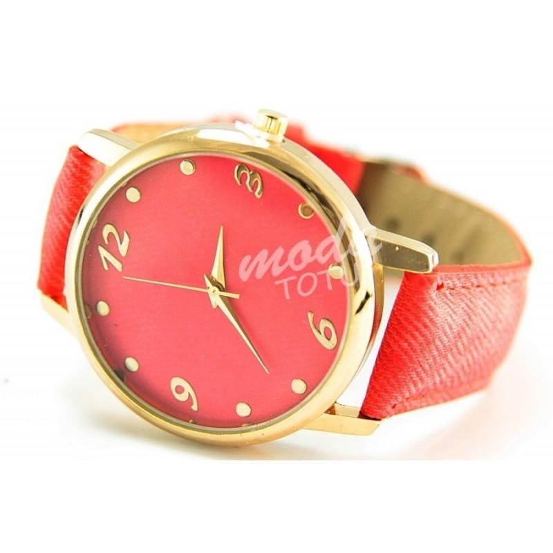 Dámské hodinky JEANS - mátové