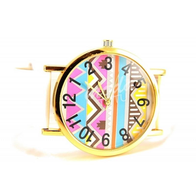Dámské hodinky BOHO černé