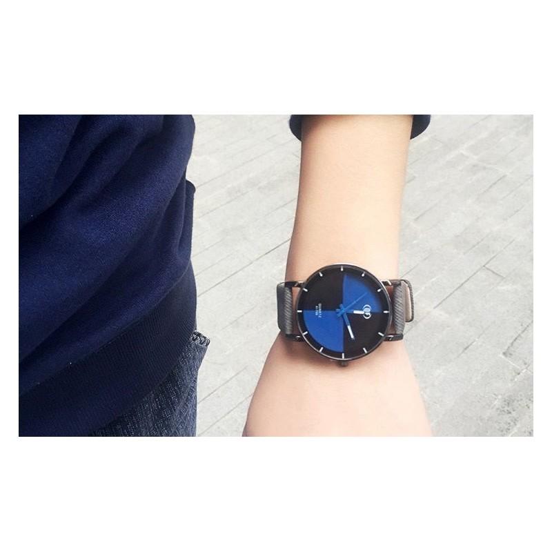 Pánské hodinky DIESEL TIME černo-stříbrné
