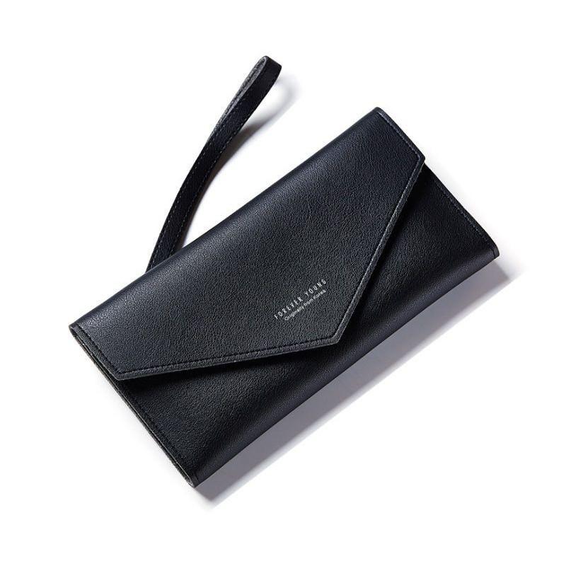 Modrá elegantní peněženka pro dámy
