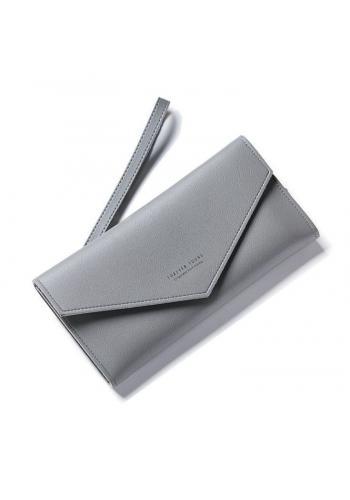 Módní dámská peněženka černé barvy