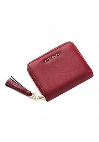 Dámské stylové peněženky v krémové barvě