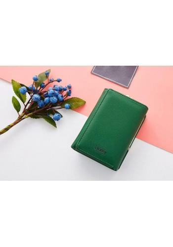 Stylová dámská peněženka tmavě modré barvy