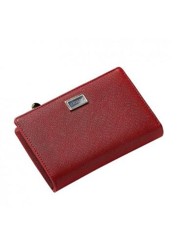 Dámská módní peněženka v černé barvě